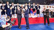 Belgrade WP Medal Ceremony