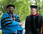 Commencement Ceremony for Colgate Rochester Crozer Divinity School in Rochester on Saturday, May 16, 2015.