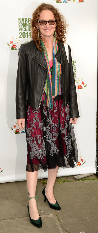 05/29/14 New York City ,  / Melissa Leo at Bette Midler's NYRP 13th Annual Spring Picnic /
