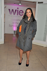 ROSARIO DAWSON at the annual WIE (Women: inspiration and enterprise) Awards held after the WIE Symposium... A day of inspirational talks by thought leaders and opinion formers to give young women the tools to succeed in business and life held at The Hospital Club, Endell Street, London on 8th March 2012.