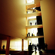 Atrium walkways, New York, United States (March 2005)