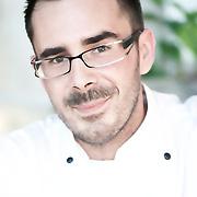 Marko Gajski, the young chief of the Divino Restaurant which has win in 2012 the gastronomical compétition of Hvar. |  Marko Gajski.  le jeune chef du Restaurant Divino qui a remporté la compétition gastronomique de Hvar en 2012.