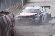 John FILIPPI, Sebastien Loeb Racing, Citroën C-Elysée WTCC<br /> 64th Macau Grand Prix. 15-19.11.2017.<br /> Suncity Group Macau Guia Race - FIA WTCC<br /> Macau Copyright Free Image for editorial use only