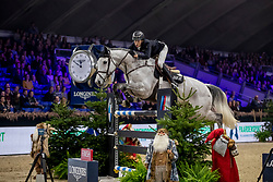 Spits Thibeau, BEL, Classic Touch Dh<br /> Jumping Mechelen 2019<br /> © Hippo Foto - Dirk Caremans<br />  28/12/2019