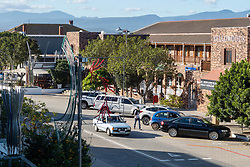 South Africa - Plettenberg Bay - 4 May 2020 - Life slowly starts to return to the CBD of Plettenberg Bay as some permitted businesses begin to open as South Africa begins level four lockdown. South Africa is currently under lockdown in an attempt to flatten the curve to halt the spread of the COVID-19 coronavirus pandemic. Picture: David Ritchie/African News Agency(ANA)