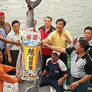 Bluefin Auction 2010, Dongang Port, Pingtung County, Taiwan