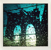 New York, Brooklyn Bridge..From the series Fake Polaroids.http://www.stefanfalke.com/#/personal/Fake%20Polaroids/1/.
