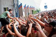 Vans Warped Tour 2011 Shoreline Crowd