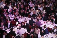 Tom Jones, Tim Burton and Helena Bonham Carter