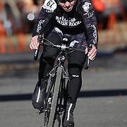 Laura Van Gilder winning the Elite Women's race during the Cyclo-Cross, Supercross Cup 2013 UCI Weekend at the Anthony Wayne Recreation Area, Stony Point, New York. USA. 24th November 2013. Photo Tim Clayton