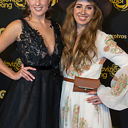 NLD/Amsterdam/20191009 - Uitreiking Gouden Televizier Ring Gala 2019, Marieke Elsinga en Annika Ijdo