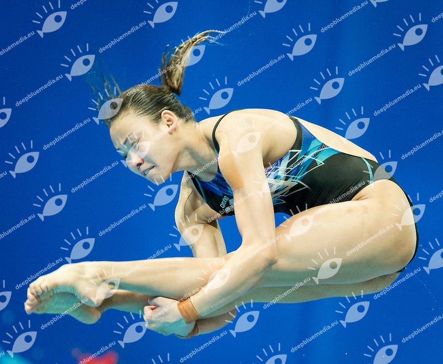 PAMG Pandelela Rinong Anak MAS Malaysia<br /> Platform Women 10m Preliminary<br /> Day6 29/07/2015<br /> XVI FINA World Championships Aquatics<br /> Diving<br /> Kazan Tatarstan RUS July 24 - Aug. 9 2015 <br /> Photo Pasquale Mesiano/Deepbluemedia/Insidefoto