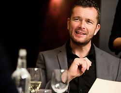Sean Holley  - Photo mandatory by-line: Joe Meredith/JMP - Mobile: 07966 386802 - 03/12/2014 - Bristol Sport Christmas Lunch - Bristol - Gold Brick House