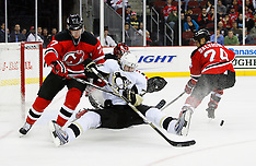 December 10, 2008: Pittsburgh Penguins at New Jersey Devils