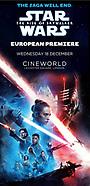 Star Wars: The Rise of Skywalker - European Premiere