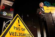 Minister Opstelten houdt een toespraak aan de SGP Jongeren. In Utrecht wordt de SGP Jongerendag gehouden. Tijdens de jongerendag wordt dit jaar het thema veiligheid behandeld. De SGP heeft de grootste politieke jongerenpartij van Nederland.