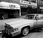 CBGB's NY club