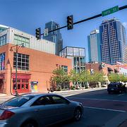 14th and Grand Avenue, downtown Kansas City, Missouri. Taken for Rhythm Engineering.