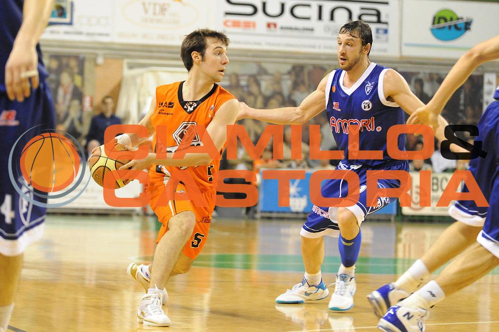 DESCRIZIONE : Ozzano Emilia LNP Lega Nazionale Pallacanestro Serie A Dilettanti 2009-10 Playoff Semifinale Gara 2 PentaGruppo Ozzano Amori Fortitudo Bologna<br /> GIOCATORE : Stevan Stojkov<br /> SQUADRA : PentaGruppo Ozzano<br /> EVENTO : Lega Nazionale Pallacanestro 2009-2010 <br /> GARA : PentaGruppo Ozzano Amori Fortitudo Bologna<br /> DATA : 15/05/2010<br /> CATEGORIA : palleggio<br /> SPORT : Pallacanestro <br /> AUTORE : Agenzia Ciamillo-Castoria/M.Marchi<br /> Galleria : Lega Nazionale Pallacanestro 2009-2010 <br /> Fotonotizia : Ozzano Emilia LNP Lega Nazionale Pallacanestro Serie A Dilettanti 2009-10 Playoff Semifinale Gara 2 PentaGruppo Ozzano Amori Fortitudo Bologna<br /> Predefinita :