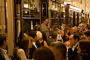 IVAN WIRTH, Henry Moore Exhibition. Hauser and Wirth. 15 Old Bond St. and afterwards dinner at the Burlington arcade. 14 October 2008 *** Local Caption *** -DO NOT ARCHIVE -Copyright Photograph by Dafydd Jones. 248 Clapham Rd. London SW9 0PZ. Tel 0207 820 0771. www.dafjones.com