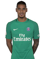 Alphonse Areola of PSG during PSG photo call for the 2016-2017 Ligue 1 season on September, 7 2016 in Paris, France<br /> Photo : C.Gavelle/ PSG / Icon Sport