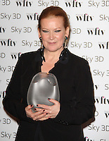 Andrea Arnold Sky 3D Women in Film and TV Awards, Hilton Hotel, Park Lane, London, UK, 03 December 2010:  Contact: Ian@Piqtured.com +44(0)791 626 2580 (Picture by Richard Goldschmidt)