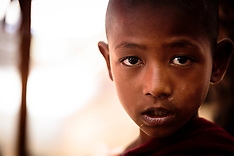 Burmese Buddhist Monks