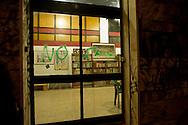 Roma 14  Dicembre  2013<br /> No Tav corteo al quartiere San Lorenzo per chiedere la liberazione dei quattro arrestati il 9 dicembre, scritte alla sede del Partito Democratico, interviene la polizia.<br /> Rome December 14, 2013<br /> No Tav demostration  at the San Lorenzo district to demand the release of the four arrested December 9,  writtens at the headquarters of the Democratic Party, the police intervene.