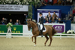 Kittel Patrick (SWE) - Watermill Scandic HBC<br /> Reem Acra FEI World Cup Final Goteborg 2013<br /> © Dirk Caremans