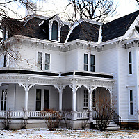 Harry S Truman Summer White House in Independence, Missouri<br />
