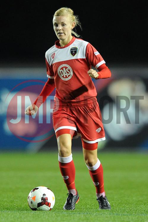 Bristol Academy Womens' Sophie Ingle - Photo mandatory by-line: Dougie Allward/JMP - Mobile: 07966 386802 - 16/10/2014 - SPORT - Football - Bristol - Ashton Gate - Bristol Academy v Raheny United - Women's Champions League