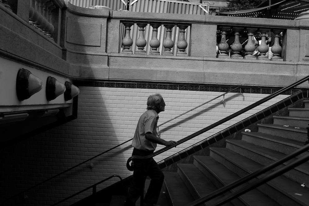 Metro République, Paris