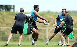 Christian Scotland-Williamson of Worcester Warriors - Mandatory by-line: Robbie Stephenson/JMP - 07/06/2016 - RUGBY - Worcester Warriors - Pre-season training session