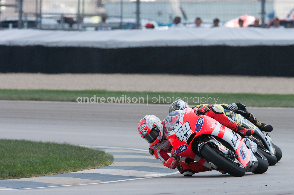 Indy - Round 12 - MotoGP - USGP - Indianapolis Motor Speedway - Indianapolis, IN - August 26-28 2011:: Contact me for download access if you do not have a subscription with andrea wilson photography. ::  ..:: For anything other than editorial usage, releases are the responsibility of the end user and documentation will be required prior to file delivery ::..