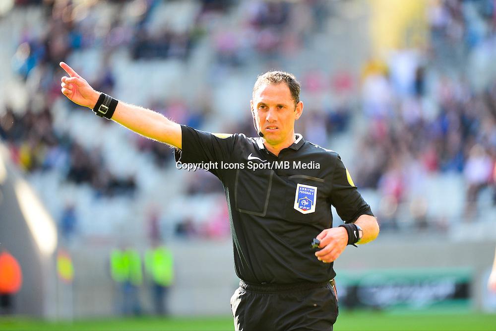 Mikael LESAGE  - 12.04.2015 - Reims / Nice - 32eme journee de Ligue 1 <br />Photo : Dave Winter / Icon Sport