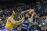 Gareth Murray of Glasgow Rocks during the Betway British Basketball All-Stars Championship at the O2 Arena, London, United Kingdom on 24 September 2017. Photo by Martin Cole.