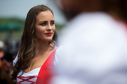 July 21-24, 2016 - Hungarian GP, Grid Girl