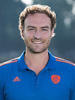UTRECHT - bondscoach Rick Mathijssen. Jong Oranje dames voor EK 2017 in Valencia. COPYRIGHT KOEN SUYK