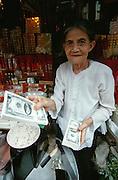 Funeral Money (copies of U.S. Dollars)