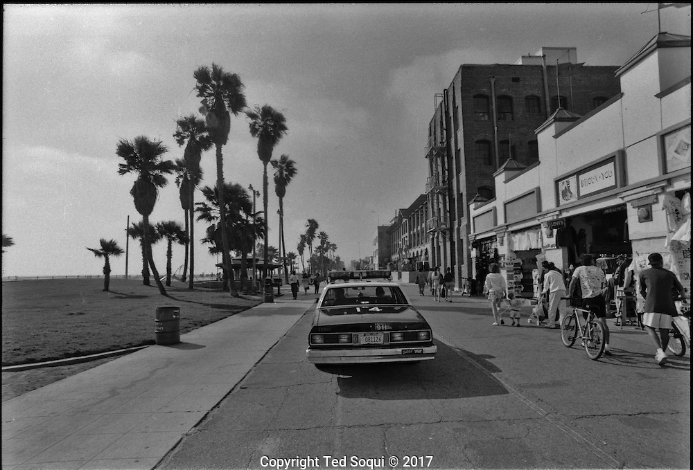The community of Venice, Oakwood, and the Boardwalk back in 1993.