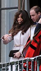 NOV 28 2012 The Duke and Dutchess of Cambridge