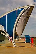 Brasilia_DF, Brasil...Novo shopping popular de Brasilia. Projeto do arquiteto Alencar Cinnanti...The Popular Shopping of Brasília in Brazil.This was design by the architect Alencar Cinnanti...Foto: LEO DRUMOND / NITRO