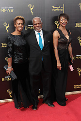 .The Black Panthers  attends  2016 Creative Arts Emmy Awards - Day 2 at  Microsoft Theater on September 11th, 2016  in Los Angeles, California.Photo:Tony Lowe/Globephotos