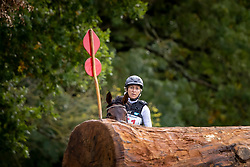 Klimke Ingrid, GER, Equistros Siena Just Do It<br /> Le Lion d'Angers - FEI Eventing World Breeding Championship 2019<br /> Teilprüfung Cross-Country 7 jährige<br /> 19. Oktober 2019<br /> © www.sportfotos-lafrentz.de/Dirk Caremans
