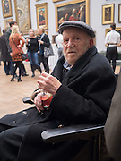 GUTAV METZGER, Historical Dances in an  antique setting., Pable Bronstein. Annual Tate Britain Duveens commission.  London. 25 April 2016