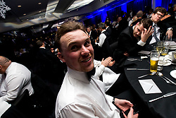 Ed Lewis looks on Bristol Sport hosts their annual Gala Dinner at Ashton Gate Stadium - Rogan/JMP - 05/12/2018 - SPORT - Ashton Gate Stadium - Bristol, England - Bristol Sport Gala Dinner 2018.
