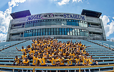 2016 A&T Football Team Pictures
