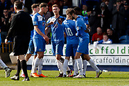 Stockport County FC 1-0 AFC Telford United 14.4.18