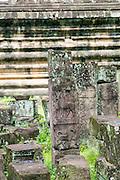 Bapuon Temple, Ankor Thom, Angkor, Cambodia,