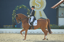 Lütkemeier, Fabienne, Qui Vincit Dynamis<br /> Hagen - Horses and Dreams 2013<br /> Grand Prix<br /> © www.sportfotos-lafrentz.de/Stefan Lafrentz